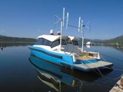 Fig 1 - Fig 1 - Imbarcazione Blue Boat 50 (tra...