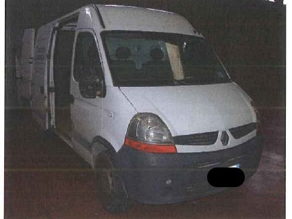 Fig 1 - Fig 1 - Autocarro Renault Master immat...