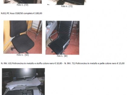 Fig 1 - Fig 1 - Pc Asus CG 8250 con monitor, t...