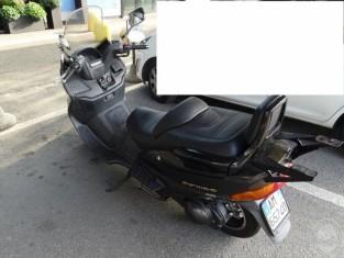 Fig 1 - Fig 3 - Motociclo marca Suzuki