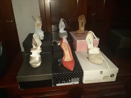 Fig 1 - Fig 1 - n. 31 paia di scarpe varie mar...