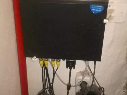 Fig 1 - Fig 1 - impianto di videosorveglianza...