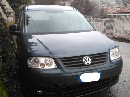 Fig 1 - Fig 1 - - AUTOVETTURA VOLKSWAGEN CADDY...