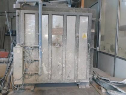 Fig 1 - Fig 1 - forno a metano per la cottura...