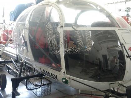 Fig 1 - Fig 1 - Elicottero Lama tipo SA315B ma...