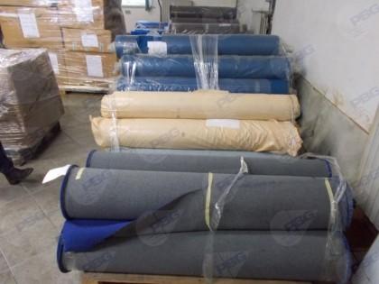 Fig 1 - Fig 1 - Rotoli di tessuto, prodotti fi...