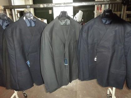 Fig 1 - Fig 1 - n. 5 abiti fresco di lana marc...
