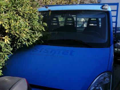 Fig 1 - Fig 1 - autocarro  Fiat Iveco targato...