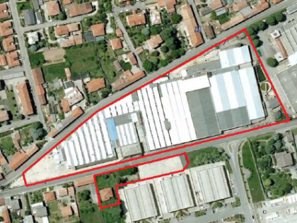 Fig 1 - Fig 1 - Villa padronale, box autorimes...
