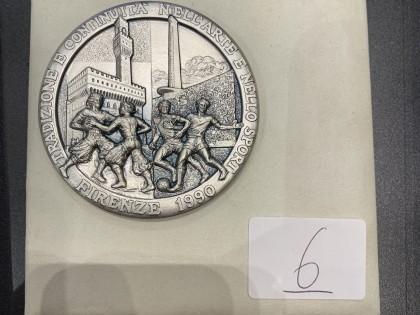 Fig 1 - Fig 1 - lotto 6 Medaglia commemorativa...