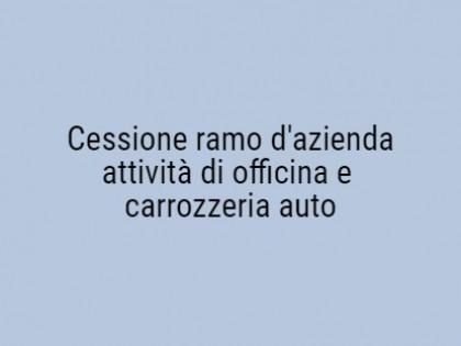 Fig 1 - Fig 1 - CESSIONE RAMO D'AZIENDA ESERCE...