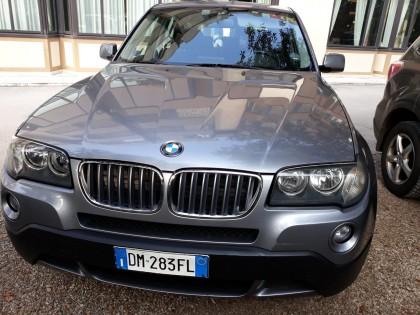 Fig 1 - Fig 1 - BMW XE targa DM283FL
