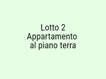 Fig 1 - Fig 1 - Lotto: piena proprietà di un a...