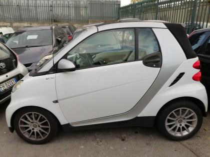 Fig 1 - Fig 1 - autovettura smart targata DS87...