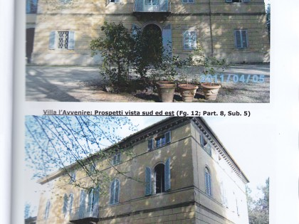 Fig 1 - Fig 1 - Unico lotto formato da villa p...