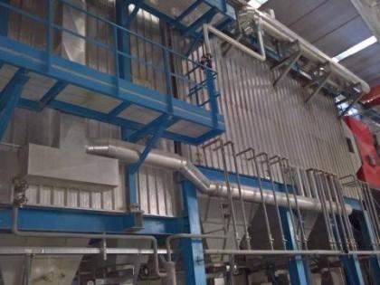 Fig 1 - Fig 1 - Impianto a biomassa 1 MW