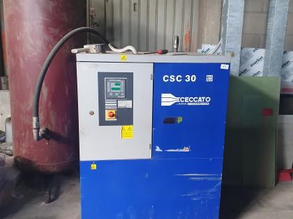 Fig 1 - Fig 1 - lotto 19 compressore Ceccato -...