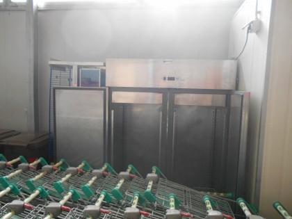 Fig 1 - Fig 1 - lotto 8   armadi frigo inox...