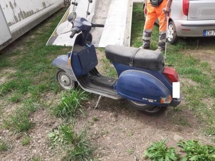 Fig 1 - Fig 1 - MOTOCICLO PIAGGIO VESTA PX 150...