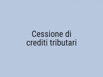 Fig 1 - Fig 1 - CESSIONE CREDITI TRIBUTARI