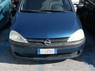 Fig 1 - Fig 1 - LOTTO 7 - Opel Corsa targata B...