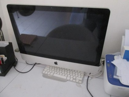 Fig 1 - Fig 1 - Lotto 4: Apple iMac – Serial N...