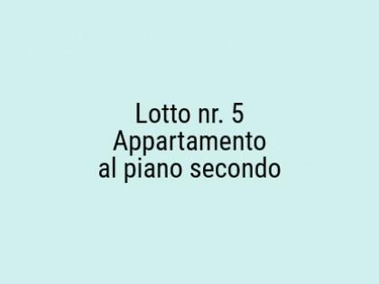 Fig 1 - Fig 1 - Appartamento al piano secondo,...