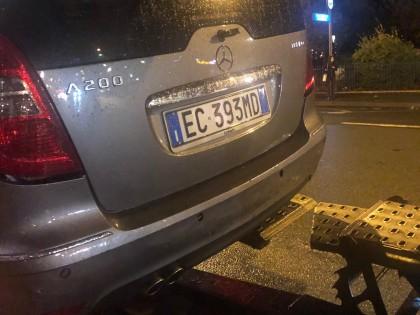 Fig 1 - Fig 1 - Mercedes Classe A, immatricola...