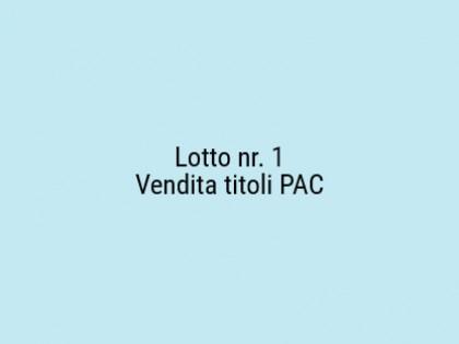 Fig 1 - Fig 1 - TITOLI PAC