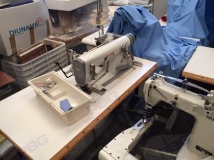 Fig 1 - Fig 2 - macchina da cucire composte da...