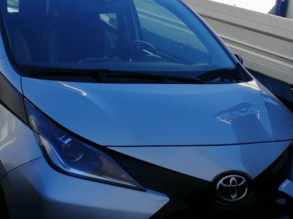 Fig 1 - Fig 1 - autovettura Toyota aygo' targa...
