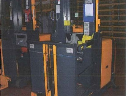 Fig 1 - Fig 1 - Carrello elevatore Jungheinric...