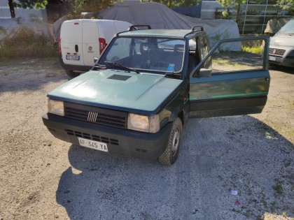 Fig 1 - Fig 1 - AUTOVETTURA FIAT PANDA 4X4 TG....