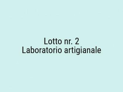 Fig 1 - Fig 1 - Laboratorio artigianale