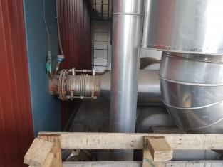 Fig 1 - Fig 2 - Caldaia industriale THERMA DIA...