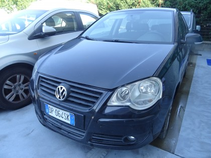 Fig 1 - Fig 1 - AUTOVETTURA VOLKSWAGEN POLO TG...