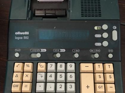 Fig 1 - Fig 1 - Lotto: calcolatrici e varie, s...
