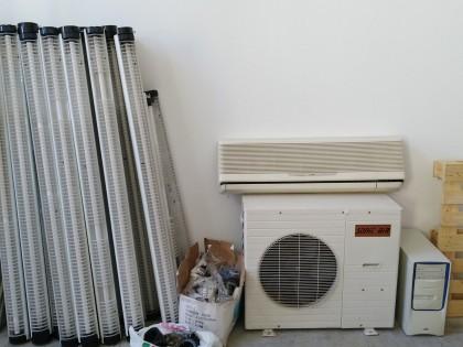 Fig 1 - Fig 1 - Motore pompa di calore, Split...