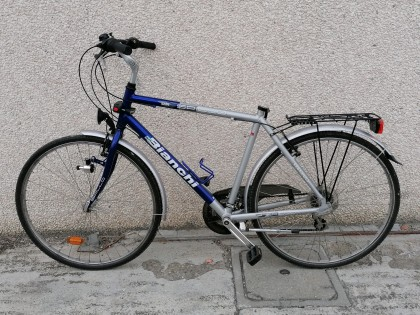 Fig 1 - Fig 1 - (Lotto n.1) City bike da uomo...