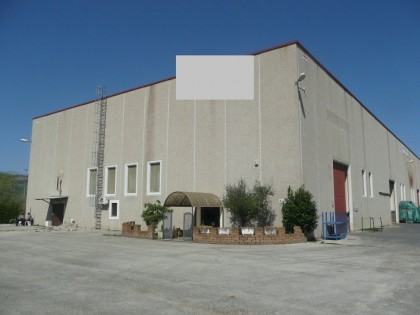 Fig 1 - Fig 1 - Fabbricato industriale ubicato...
