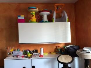 Fig 1 - Fig 2 - mobile da soggiorno