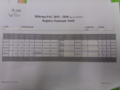 Fig 1 - Fig 1 - 74 TITOLI PAC, CAMPAGNA 2020,...