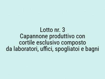 Fig 1 - Fig 1 - Capannone produttivo al piano...