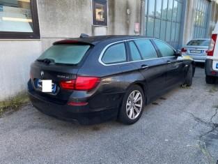 Fig 1 - Fig 2 - Autovettura BMW 530d 5K MX515B