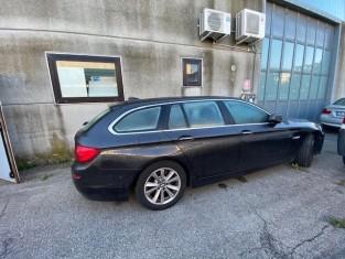 Fig 1 - Fig 3 - Autovettura BMW 530d 5K MX515B