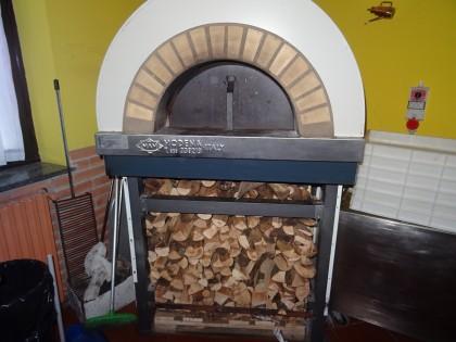 Fig 1 - Fig 1 - 1) Forno a legna per pizza MAM...