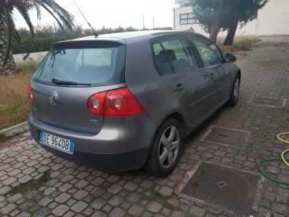 Fig 1 - Fig 1 - AUTOVETTURA VW GOLF TDI TARGAT...