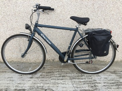 Fig 1 - Fig 1 - (Lotto n.1) City Bike da uomo,...