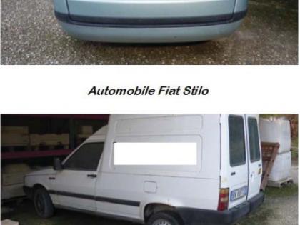 Fig 1 - Fig 1 - Lotto: Furgone FIAT FIORINO, t...