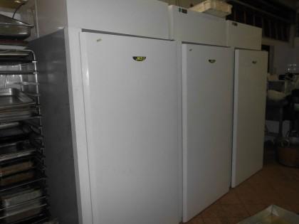 Fig 1 - Fig 1 - N. 3 frigoriferi industriale J...